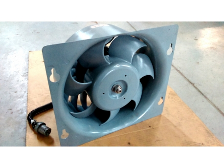 Wentylator turbina skraplacza Carrier Vector