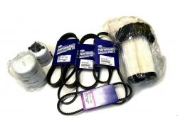 Zestaw serwisowy pasków i filtrów Thermo King SLe (50) 100e 200e 300e