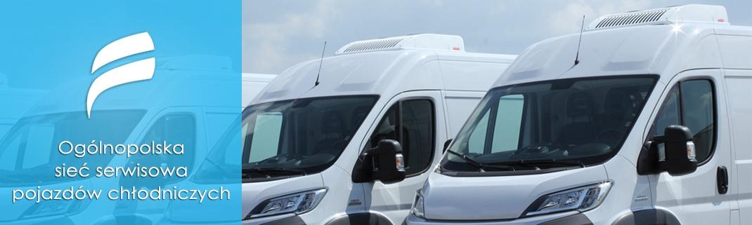 Frigipol Ogólnopolska sieć serwisowa pojazdów chłodniczych